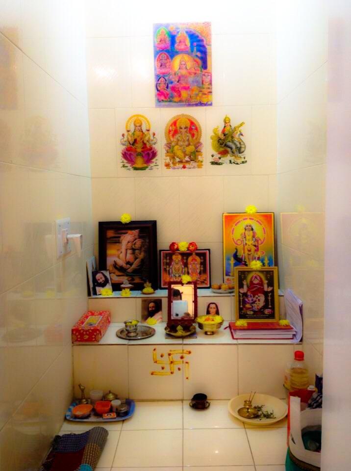 Why Do We Have A Prayer Room Anandnataraj