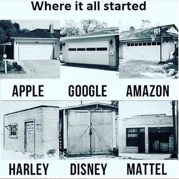 Apple, Google, Amazon, Harley, Disney, Mattel!!!